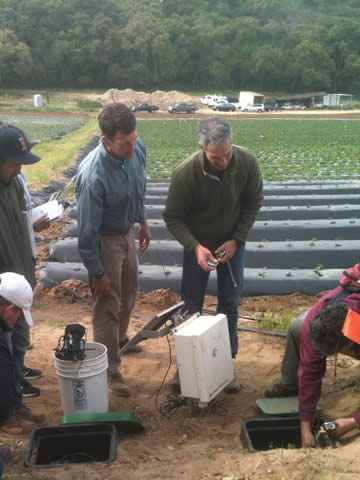 Irrigation Training